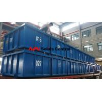 Quality offshore and onshore platform drilling cuttings skip for sale at Aipu solids for sale