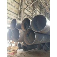 China API 5L X-65 PSL2 Spiral Weld Tube/3LPE epoxy coated steel pipe/SSAW/LSAW carbon steel water line pipe/welded steel pipe wholesale