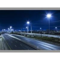 China Low Light Decay Energy Saving Street Lights 90 Watts 100Lm/W Efficiency wholesale