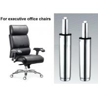 China SGS Office Chair Gas Cylinder 100mm Chrome for office executive chairs wholesale