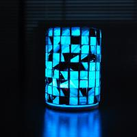 Buy cheap For size 90 x 130mm attractive and unique handmade LED lights. from wholesalers