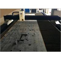 China High Reliability Sheet Metal Laser Cutting Machine with Precitec Cutting Head wholesale