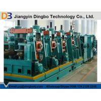 China Chain / Gear Box Driven System Tube Mill Line With 380V / 3PH / 50HZ wholesale