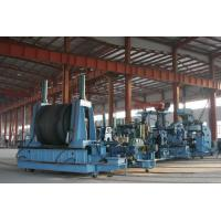 China Heavy Duty Welded Pipe Production Line For Large Diameter Pipes 800mm Coil Width wholesale