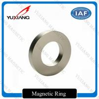 China Industrial Sintered N38 Ring Neodymium Magnet Composite Professional Design on sale