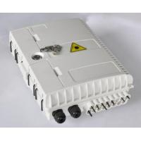 Buy cheap FTTH FTB-0216B 16 core cable outdoor fiber terminal box product