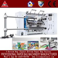 China Paper Slitter Rewinder Machine with ce certificate and woode case wholesale