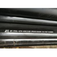 China A106 Hardened Carbon Steel Tube With Shot Blasting Surface Treatment wholesale