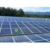 China Durable Ballasted Solar Mounting Systems Solar Panel Flat Roof Mounting System wholesale
