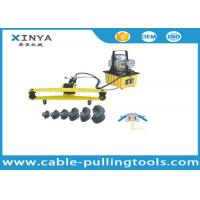 China DWG-2D Busbar Processing Machine , Hydraulic Pipe Benders Along With Electric Pump on sale