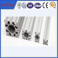 China Hot! aluminium profile according to drawings manufacturer in china wholesale