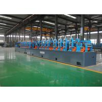 Buy cheap High Frequency Precision ERW Pipe Mill 4.0-10.0mm Pipe Thickness from wholesalers