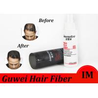 China Safe Hair Fill In Powder For Thin Hair , Hair Treatment Fibers Growth Suddenly wholesale