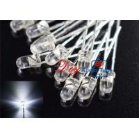 Buy cheap Mini Size DIY LED Diode 6500 - 7000K Color Temp 2x5x7mm / Flat Shaped from wholesalers