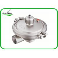 China Constant Pressure Regulating Sanitary Pressure Relief Valve With Butt Weld End DN15-DN100 wholesale