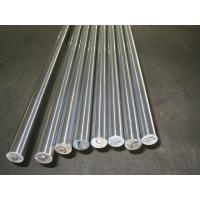 China Round CK45 Hard Chrome Plated Steel Rod / Cold Drawn Steel Bar wholesale