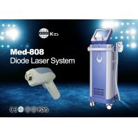 China Professional Painless Permanent Comfortable Cooling Diode Laser Hair Removal Machine wholesale