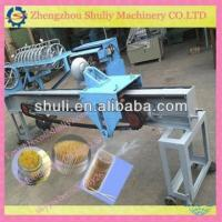 China Automatic wooden toothpick machine wood chipper pouch packaging machine wholesale