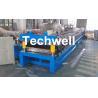 China Main Motor Power 7.5kw Roofing Sheet Making Machine / IBR Profile Roll Forming Machine wholesale