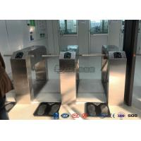 China Standard Access Control Tripod Turnstile Gate Electronic With ESD System wholesale