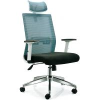 China High End Ergonomic Mesh Office Desk Chair With Adjustable Arms Long Using Life wholesale