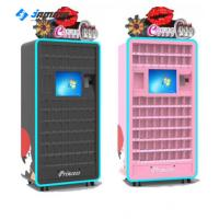 China Attractive Lipstick Gift Vending Machine With Challenging Game 220V 110V Optional wholesale