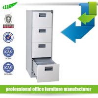 China 4 drawer Anti-tilt drawer filing cabinet wholesale