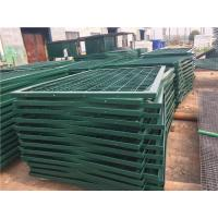 China Strong / Durable Metal Mesh Fencing Angle Iron Fence For Guard Reservoir wholesale