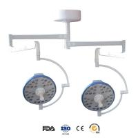 Buy cheap 70000Lux ceiling mounted surgery lights veterinary used for operating room from wholesalers