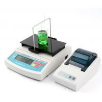 China Digital Electronic Automatic Digital Density Meter Liquids Density Meter Density Measuring Device wholesale