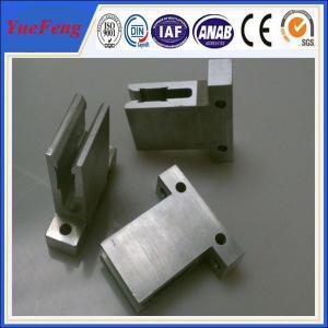 China 6000 series aluminium extrusion deep processing / OEM aluminum manufacturing processes wholesale