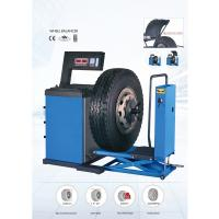 China Sinomake SM-W69 Blue Color China Wheel Balancer Cheap Tyre Balancer Machine wholesale