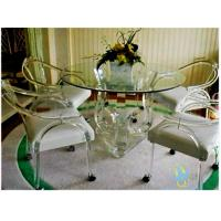 China FU (8) clear acrylic maple bar furniture wholesale