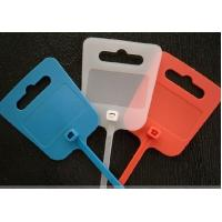 Buy cheap Large tag hanging hole nylon cable ties product