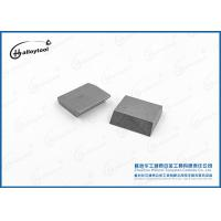 Serrated Particle Board Tungsten Carbide Saw Tips Corrosive Materials
