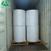 China 65GSM Thermal Billing Roll Offset Printing , Jumbo Thermal Paper  100% Wood Pulp wholesale