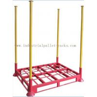 China Heavy Duty Portable Steel Stack Rack Used In Warehouse Space Saving wholesale