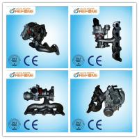 China water cooled Diesel turbocharger K03 53039880248 electric actuator 1.4L TSI Engine BLG, BM wholesale