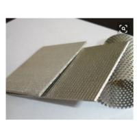 China Multi - Layer Sintered Wire Mesh , Sintered Stainless Steel Filter Mesh Screen wholesale