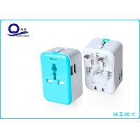 China All In One USB Travel Adapter Converters With Child Protective Safety Gate wholesale