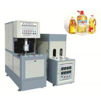 China Electronic Motion Plastic Blow Molding Machine With Auto Lubrication Device wholesale