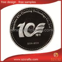 China High Quality custom Promotion 999 silver celebrity commemorative coin wholesale
