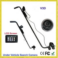 Buy cheap 4.3 inch LCD screen under vehicle surveillance security system with 120 degree view angle from wholesalers