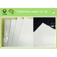China Standard Size Gloss Art Paper 80g , Wood Free Coated Art Paper For Books Production wholesale