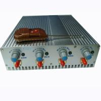 China High Frequency Adjustable Prison Jammer 3G With Remote Control 1-20m wholesale