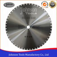 China Heavy Reinforced Concrete / Bridge Cutting Diamond Blades Inner Hole 25.4mm 50mm 60mm wholesale