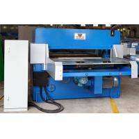 China Powerful Non Woven Fabric Cutting Machine Easy Operate For Scrap Cloth wholesale