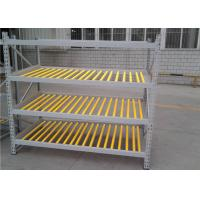 Quality FIFO Storage Gravity Carton Flow Rack for sale