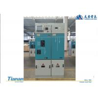 China 40.5 Kv  Sf6 RMU Switchgear Gas Insulated Combined Apparatus With 3 units wholesale