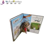 China Dinosaurs Children'S Pop Up Story Books  Educational Lift The Flap Books For Toddlers wholesale